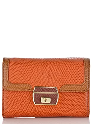 Love Moschino Geldbeutel orange
