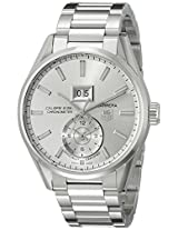 TAG Heuer Men's WAR5011.BA0723 Analog Display Swiss Automatic Silver Watch