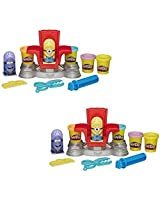 Play Doh Featuring Despicable Me Minions Disguise Lab