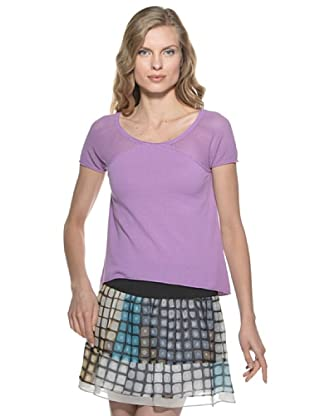 Stefanel T-Shirt (Indigo)