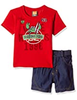 Little Kangaroos Boys' Clothing Set (Pack of 2)