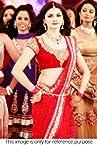 Prachi Desai Indian Bollywood Designer Party Wear Ethnic Women Saree, Sari - Red