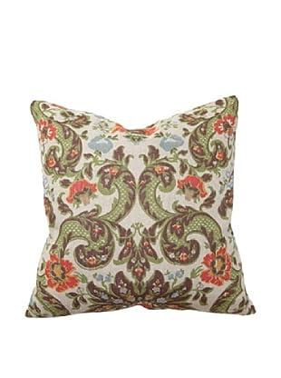 Villa Home Grand Floral Pillow, Multi