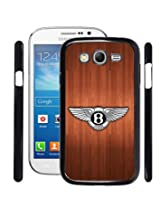 Fuson 2D Printed Bentley Car Logo Designer Back Case Cover for Samsung galaxy Grand Neo - D812