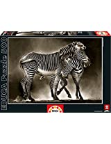 Educa Kids Zebras Puzzle (500-Piece)