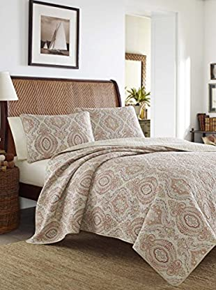 Tommy Bahama Turtle Cove Reversible Quilt Set