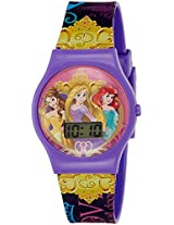 Disney Digital Multi-Colour Dial Girl's Watch - DW100489