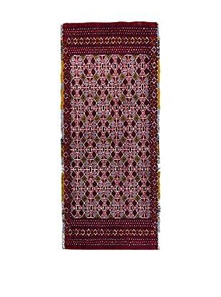 QURAMA Teppich Persian Kalat rot/mehrfarbig