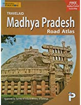 Madhya Pradesh Road Atlas (TRAVELAID)