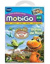 VTech MobiGo Software Cartridge - Dinosaur Train