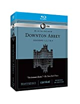 Masterpiece: Downton Abbey Seasons 1, 2, 3, & 4 [Blu-ray]