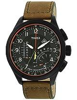 Timex Analog Black Dial Men's Watch - T2P276