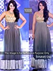 Sonakshi Sinha, In Long Gown Style Anarkali Suit Bollywood