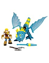DreamWorks Dragons, Dragon Riders, Astrid & Stormfly Figures (Discontinued by manufacturer)