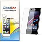 Casotec Super Clear Screen Protector for Sony Xperia Z1
