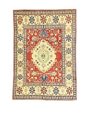 Eden Teppich   Uzebekistan 150X213 mehrfarbig