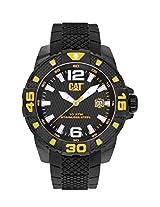 Caterpillar Analogue Black Dial Men's Watch - PT.161.21.137