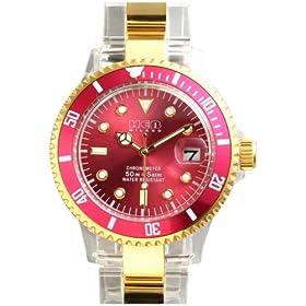 HEB MILANO (ヘブミラノ) 腕時計 J BASIC GOLD PINK/PINK 28000ALLS00062