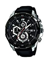 Casio Edifice Stopwatch Chronograph Black Dial Men's Watch - EFR-539L-1AVUDF (EX193)