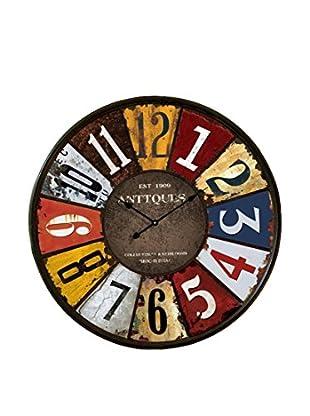 Lo+Demoda Reloj De Pared Antique