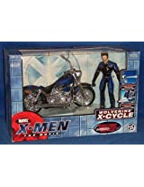 X-Men the Movie Wolverine X-Cycle with Wolverine Action Figure