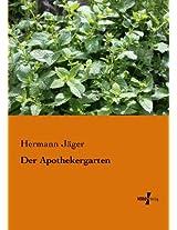 Der Apothekergarten (German Edition)
