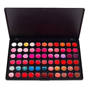 Coastal Scents Lip Palette - 66 Assorted Lip Colours
