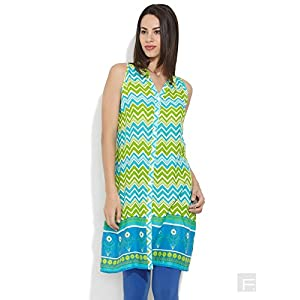 Global Desi Summer Love Tunic