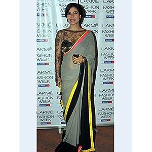 Fabiona Kajol's Lakme Fashion Week Replica Saree Designed By Manish Malhotra