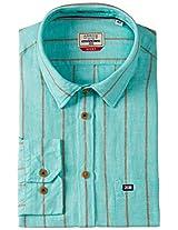 Arrow Sports Men's Slim Fit Shirt