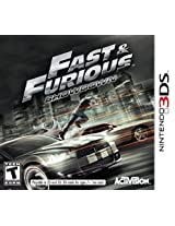 Fast & Furious: Showdown (Nintendo 3DS) (NTSC)