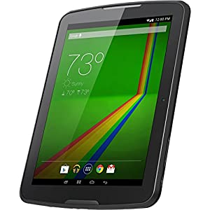 "Polaroid S8BK 8"" Android 4.2 Jelly Bean Tablet With Google Play & Bluetooth"