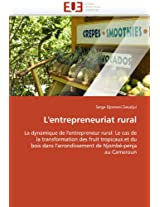 L'Entrepreneuriat Rural (Omn.Univ.Europ.)
