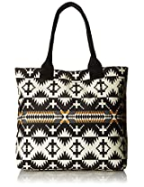 Pendleton Women's Canopy Coated Canvas Tote, Spider Rock, One Size
