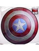 Music from Captain America: The First Avenger [LP Picture Disc]