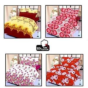 Tyche Super 3 Bed Linen Set
