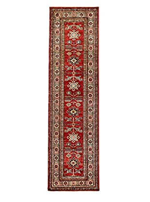 Darya Rugs Shirvan Oriental Rug, Red, 2' 8
