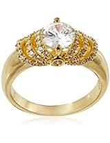 Shaze Ring for Women (Gold) (EMPRESS RING GOLD 7195:7)