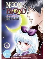 Moon and Blood vol.4 (German Edition) (Shojo Manga) (Moon and Blood (German Edition))