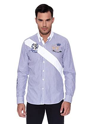 La Martina Camisa Víctor (Azul)