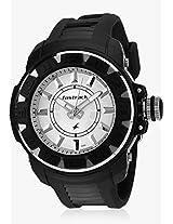 Ne9334Pp01J-D356 Black/White Analog Watch