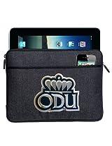 ODU IPAD SLEEVE Old Dominion University TABLET Cases Stylish Denim