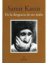 De la desgracia de ser árabe