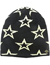 San Diego Hat Co. Men's Star Intarsia Beanie Hat