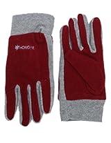 Romano Women's Red Winter Gloves