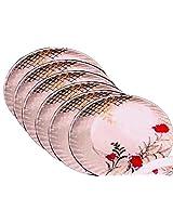 Lakshya Set Of 50 pcs Melamine Full Dinner Plates LE-PG-010-PLF-50