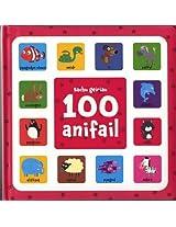 100 Anifail (Cyfres Bachu Geiriau)