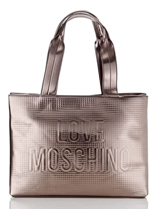 Love Moschino Shopping peltro