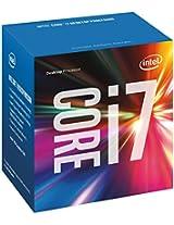 Intel Core i7 6700 (LGA1151 Socket, 3.40 Ghz Turbo Boost upto 4.0Ghz , 8MB Cache) - 6th Generation Skylake for Intel Z170 Chipset DDR4/DDR3L Technology