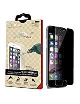 Icarez Privacy Tempered Glass Highest Quality Screen Protector For Iphone 6 Plus